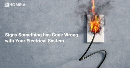 Signs Something Has Gone Wrong with Your Electrical System
