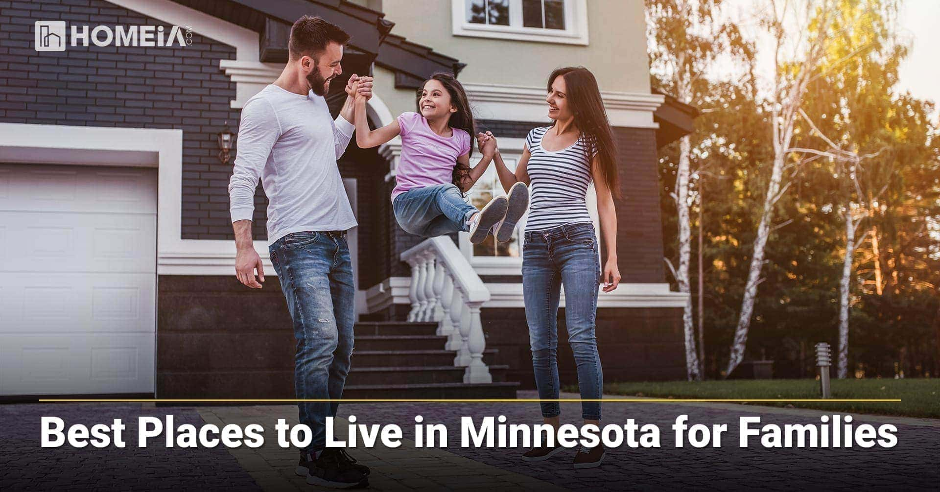 4 Best Places to Live in Minnesota