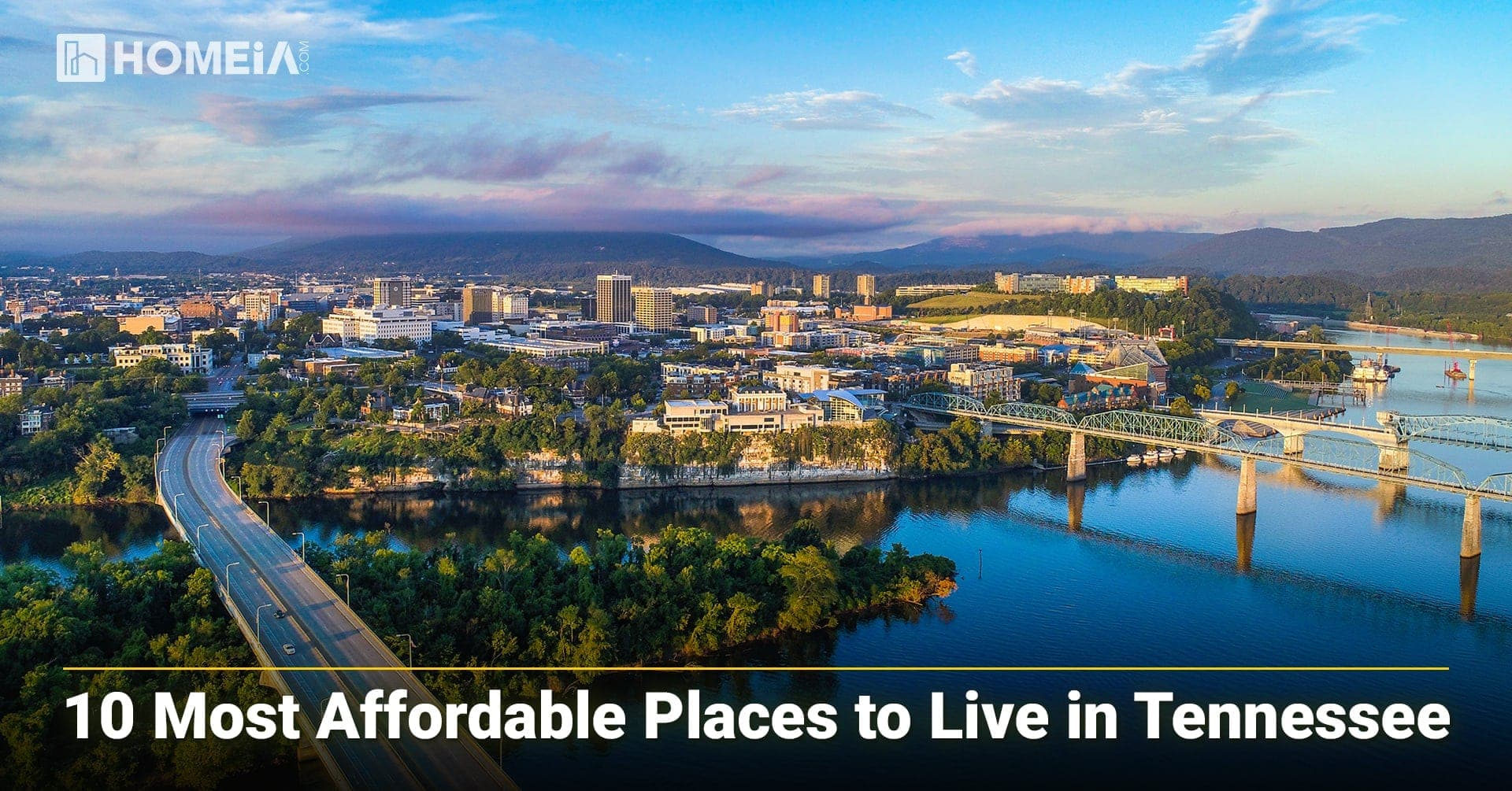 Most Affordable Places You Should Know BEFORE Moving to Tennessee