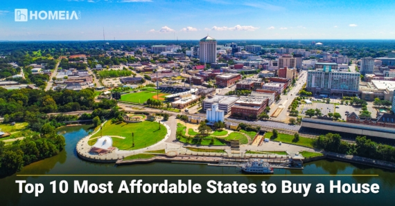 10 Cheapest States to Consider When Buying a House in 2021